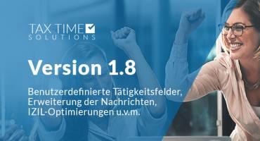 Change-Log TTS 1.8