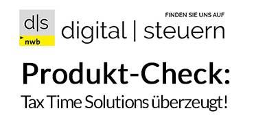 Produkt-Check vom nwb Verlag