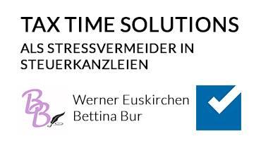 TTS Tax Time Solutions als Stressvermeider in Steuerkanzleien