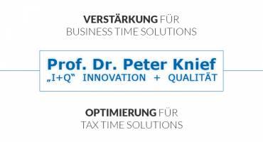 Weitere Optimierung von Tax Time Solutions