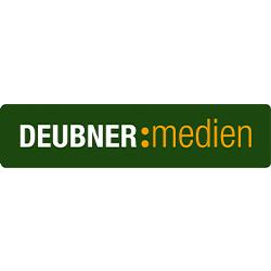 DEUBNER:medien Logo