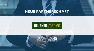 Neue Partnerschaft mit deubner:medien